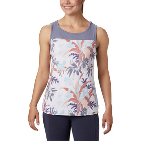 Columbia Chill River Débardeur Femme, new moon/magnolia print